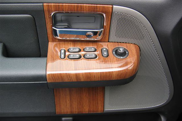 Molded Dash Kits From Woodview