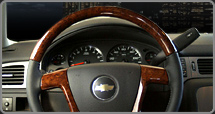 Wood Steering Wheels
